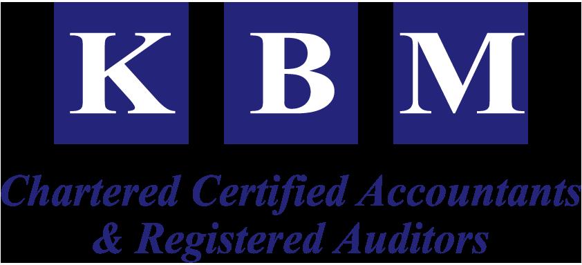 KBM Chartered logo